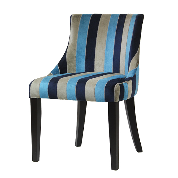 Luxury Upholstered Dubai Side Chair