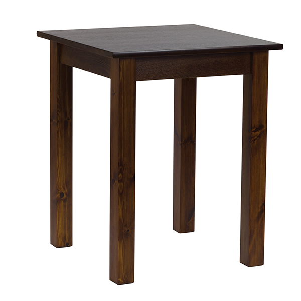 Square Restaurant Dining Table