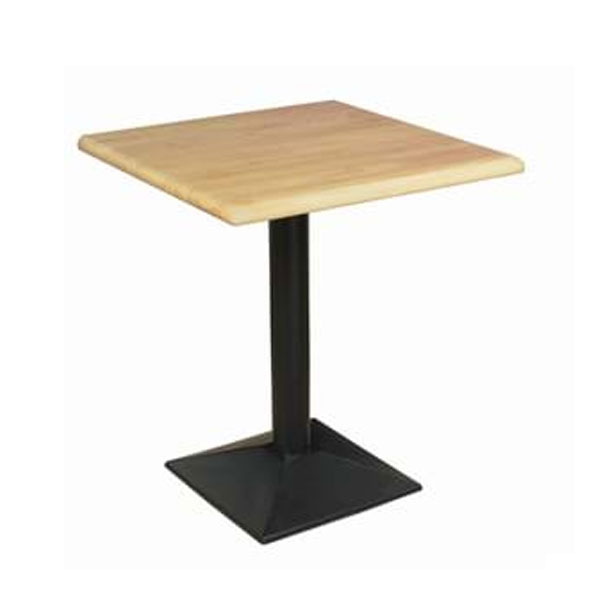 Black Pyramid Table