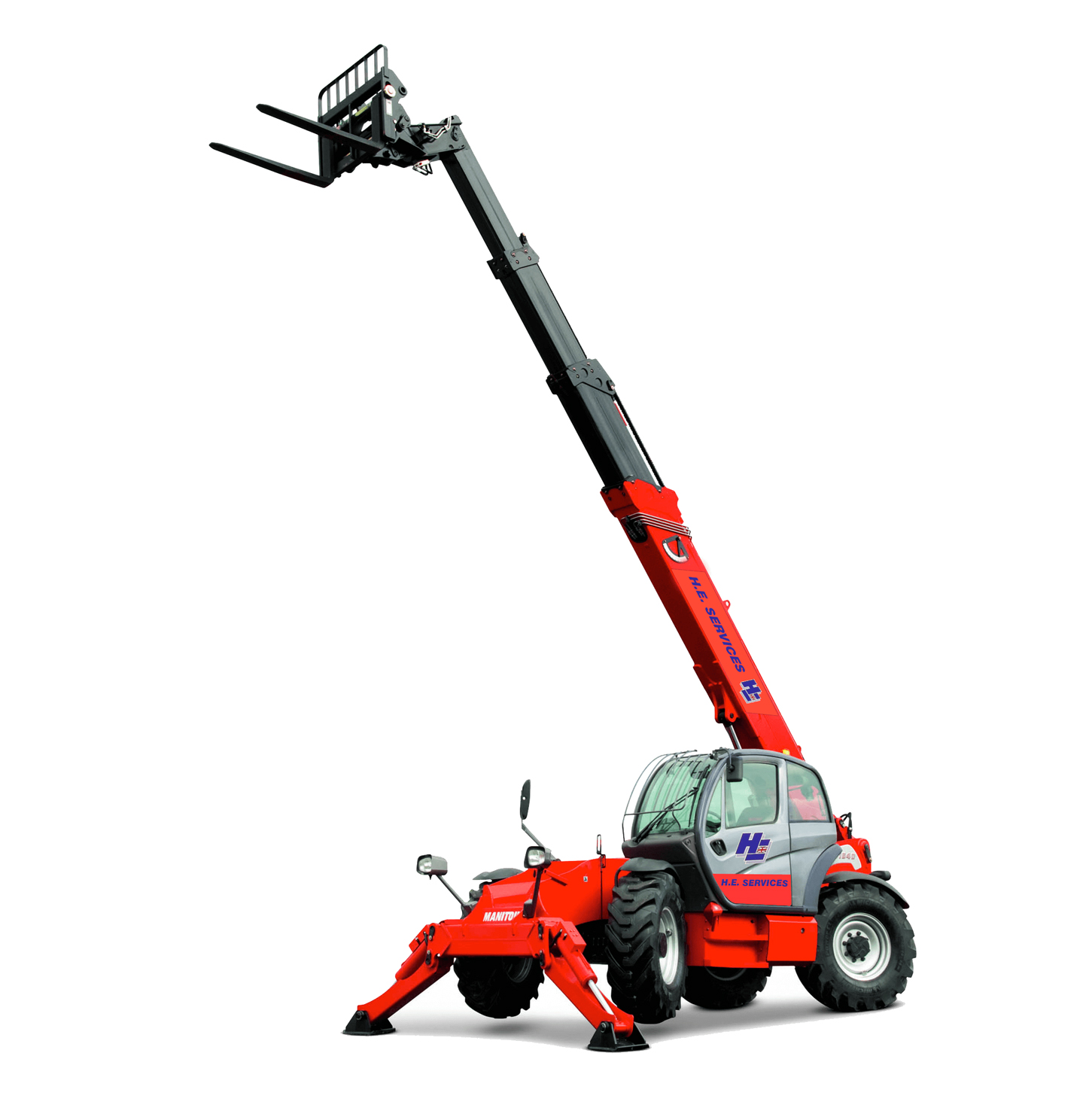 18M Telescopic Handler