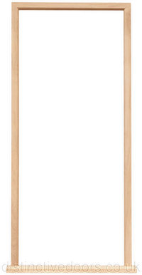 Pre-assembled Oak Door Frame With Cill