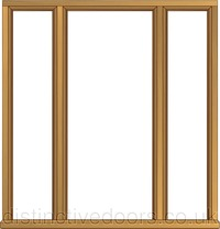 Purpose Made Elegant Entrance 2 Sides Frame With Cill