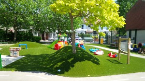 Artificial Grass Schools Safety & Play Surfaces